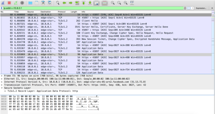 Setting up Router Traffic Mirroring to Wireshark - TestDevLab Blog